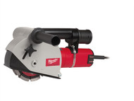 Milwaukee - WCE 30 125mm Wall Chaser 1500 Watt 110 Volt