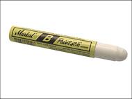 Markal MKLBWHITE - Paintstick Cold Surface Marker White