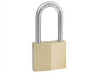 Master Lock MLK140LF - Solid Brass 40mm Padlock 4-Pin - 38mm Shackle