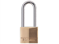 Master Lock MLK140LH - Solid Brass 40mm Padlock 4-Pin - 51mm Shackle