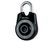 Master Lock MLK1500IBLK - One Directional Movement Combination 55mm Padlock - Black