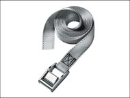 Master Lock MLK3111E - Lashing Straps With Metal Buckle 2.5m 150kg