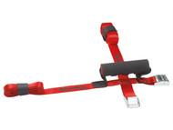 Master Lock MLK3124E - Carry Straps 2.5m Crossed