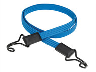 Master Lock MLK3227E - Flat Bungee 120cm Dark Blue Double Hook