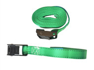 Master Lock MLK3379ECOL - Lashing Straps with Metal Buckle Coloured 5m 150kg 2 Piece
