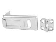 Master Lock MLK702 - Wrought Steel Hasp 64mm