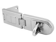 Master Lock MLK720 - Wrought Steel Single Hinged Hasp 160mm