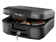 Master Lock MLKLCHW20101 - Medium Key Locking Fire & Water Chest