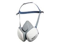 Moldex MOL5330 - CompactMask Maintenance Free Half Mask ABE1 P3 RD