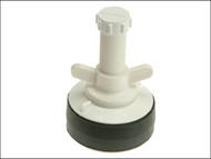Monument MON1377 - 1377W Drain Testing Plug 75mm (3 inch).