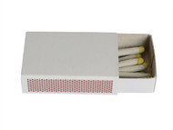 Monument MON1471 - 1471I Smoke Matches (Pack of 12)