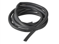 Monument MON1729 - 1729T Black Rubber Hose 2 metre