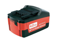 Metabo MPT625527000 - Slide Battery Pack 18 Volt 4.0Ah Li-Ion