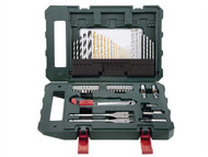 Metabo MPT626708 - 86 Piece Bit Set