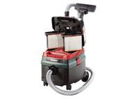 Metabo MPTASR25SC - ASR 25L SC Wet & Dry Vacuum Cleaner 1400 Watt 240 Volt