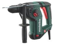 Metabo MPTKHE3251 - KHE 3251 SDS Plus Hammer Drill 3 Mode 800 Watt 240 Volt