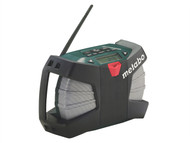 Metabo MPTMAX12RC12 - MAX12RC12 Worksite Radio Charger 10.8 Volt Bare Unit