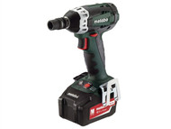 Metabo MPTSSW18LT4 - SSW 18 LTX Power Plus Impact Wrench 18 Volt 2 x 4.0Ah Li-Ion