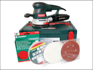 Metabo MPTSXE450PP - SXE-450 150mm Variable Speed Dual Orbit Sander Pro Pack 350 Watt 240 Volt