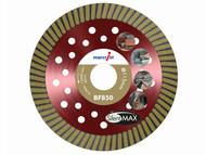 Marcrist MRC850115 - BF850 SilentMAX Ultimate Turbo Diamond Blade 115mm x 22.2mm