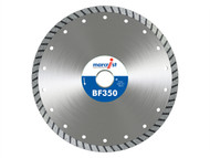 Marcrist MRCBF350T125 - BF350 Turbo Diamond Blade 125mm x 22.2mm