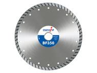 Marcrist MRCBF350T230 - BF350 Turbo Diamond Blade 230mm x 22.2mm