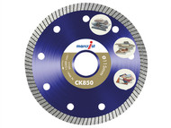 Marcrist MRCC850115 - CK850 Extreme Speed Diamond Blade Fast Tile 115 x 22.2mm