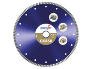 Marcrist MRCC850125 - CK850 Extreme Speed Diamond Blade Fast Tile 125 x 22.2mm