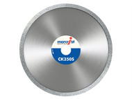 Marcrist MRCCK350125 - CK350 Smooth Rim Diamond Blade Tile Cut 125mm x 22.2mm