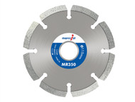 Marcrist MRCMR350115 - MR350 Trade Mortar Rake Diamond Blade 115mm x 22.2mm