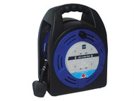 Masterplug MSTHBT20134R - Cassette Reel 20 Metre 4 Socket 13A Thermal Cut-Out 240 Volt