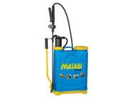 Matabi MTB3947 - Supergreen Knapsack Sprayer - 16 Litre