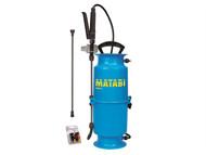 Matabi MTB83805 - Kima 6 Sprayer + Pressure Regulator 4 Litre