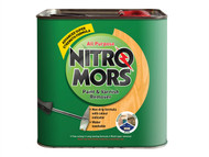 Nitromors NIT1392896 - All Purpose Paint & Varnish Remover 2 Litre