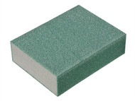 Oakey OAK58593 - Liberty Green Sanding Block Fine/Medium (1)