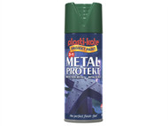 Plasti-kote PKT1299 - Metal Protekt Spray Aluminium 400ml