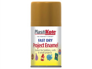 Plasti-kote PKT138S - Fast Dry Enamel Aerosol Copper 100ml