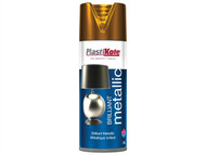 Plasti-kote PKT162 - Brilliant Metallic Spray Copper 400ml