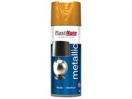 Plasti-kote PKT453 - Metallic Spray Copper 400ml