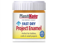 Plasti-kote PKTB32W - Fast Dry Enamel Paint B32 Bottle Copper 59ml