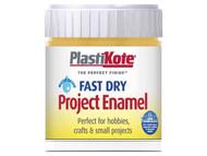 Plasti-kote PKTB34W - Fast Dry Enamel Paint B34 Bottle Antique Gold 59ml