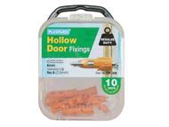 Plasplugs PLADR308 - DR 308 Hollow Door Fixings (10)
