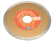 Plasplugs PLARDW110 - General Purpose Diamond Wheel 110mm