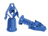 Plasplugs PLASHCF553 - Heavy-Duty Plasterboard Fixings (30)