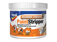 Polycell PLCMSPS500 - Maximum Strength Paint Stripper 500ml