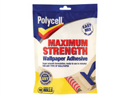 Polycell PLCMSWPA5R - Maximum Strength Wallpaper Paste 5 Roll