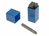 Priory PRIN18 - 180- 3.0mm Set of Number Punches 1/8in