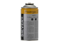Sievert PRM2203 - Self Seal Butane & Propane Gas Cartridge 175g