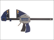 IRWIN Quick-Grip Q/GXP12TWIN - Xtreme Pressure One Handed Clamp 300mm (12 inch) Twin Pack