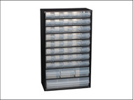 Raaco RAA126762 - C11-44 Metal Cabinet 44 Drawer